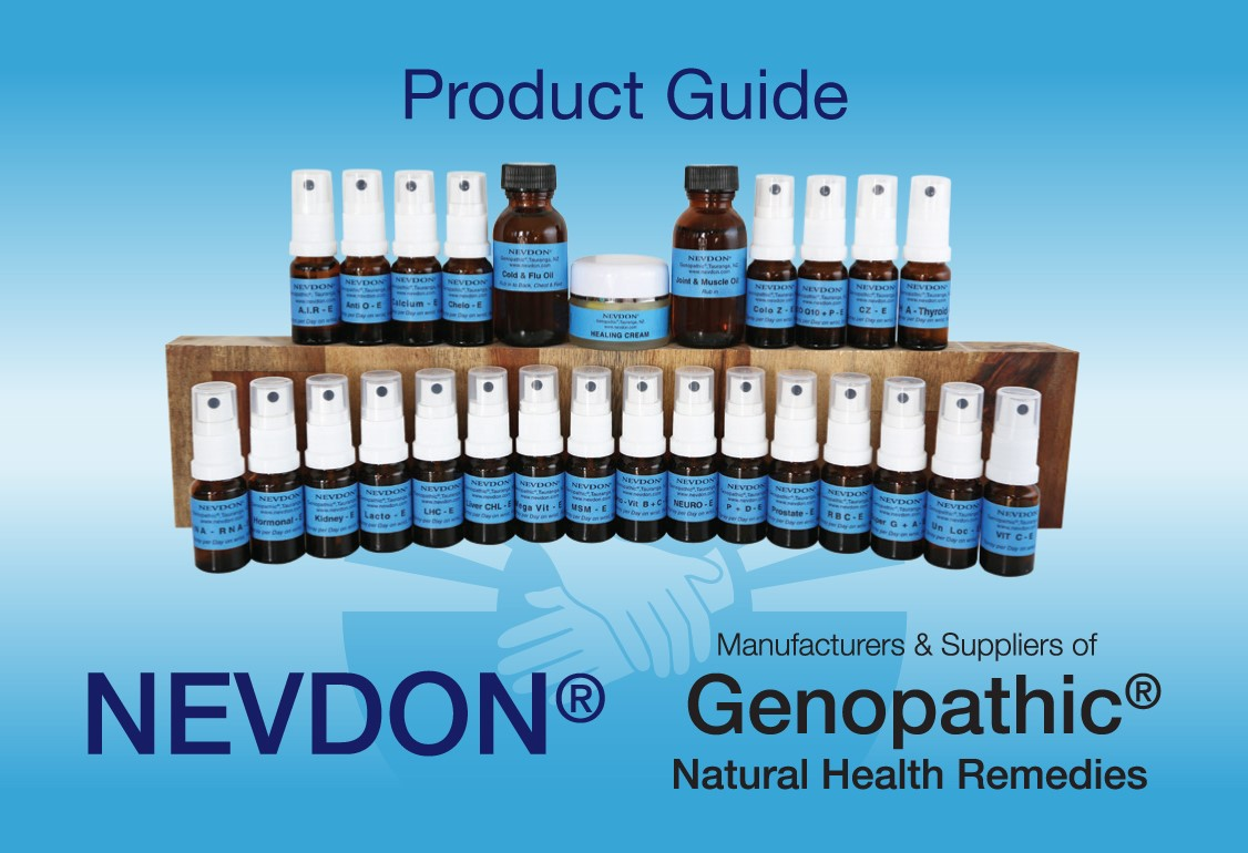 Nevdon Product Guide