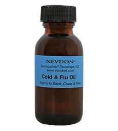 Cold and Flu Oil 50ml